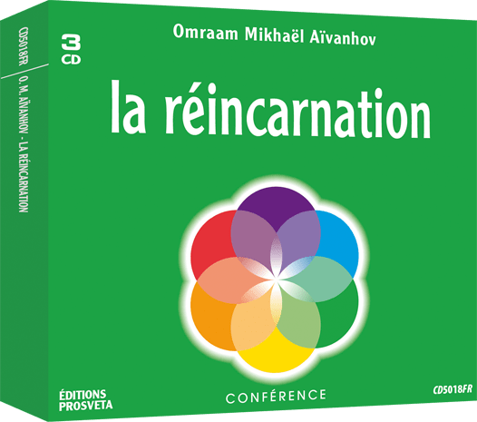 3 CD - La réincarnation