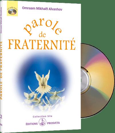 Parole de Fraternité (CD audio et livret)