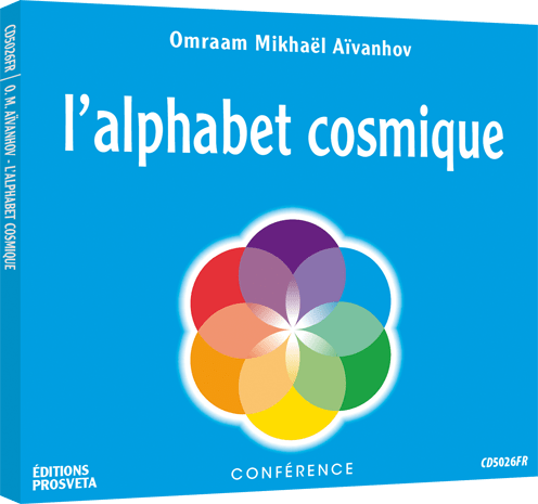 CD - L'alphabet cosmique