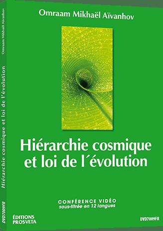 Hiérarchie cosmique et loi de l´évolution - DVD PAL